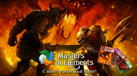 Masters of Elements